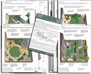 Rectangular garden plots - Continue by selecting your garden's ...